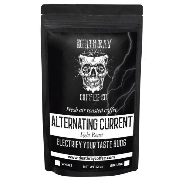 Bag Of Alternating Current Coffee Blend