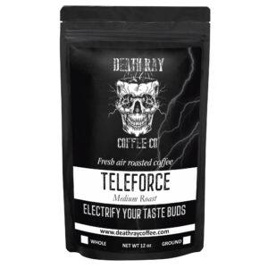 Bag Of Teleforce Coffee Blend