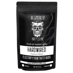 Bag Of Hardwired Coffee Blend